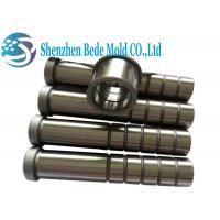 Quality Precision Straight Oil Grooves Guide Sleeve , Shouldered Mold Bushings MISUMI for sale