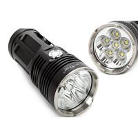 China Super Bright 8500Lm 6X CREE L2 LED Candle Flashlight Searching Fishing Flashlight on sale