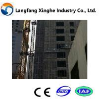 High quality working platform for building maintenance/rope suspended platform