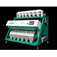 China CCD Camera 4.7kw 12t/H 512 Channels Wheat Color Sorter for sale