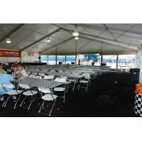 Quality Professional Outdoor Event Tent , Backyard Event Tents As Hotel / Restaurant for sale