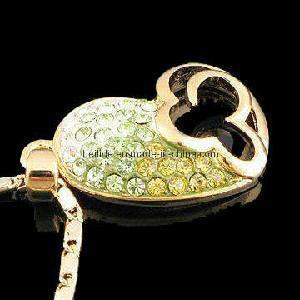 Quality CZ Diamond Wedding Jewelry Necklace for Women for sale