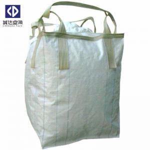 Quality U Panel Type Bulk Storage Bags , 1 Ton Super Sacks For  Sand Cement for sale