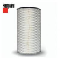 Quality Fleetguard series Promotion Air Filter AA2957/K2850 D280mm*500mm metal white,used in trucks,bues,engineering machine etc for sale