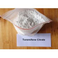 Selective Estrogen Receptor Modulator Toremifene Citrate Powder Safe Estrogen Supplements