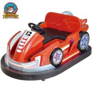 Quality Fairground Indoor Bumper Cars / Amusement Park Physics Bumper Cars for sale