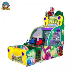 Quality 1 Player Shopping Center LCD Coin Operated Game Machine for sale
