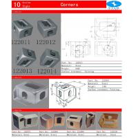 Quality Standard ISO Container Corner Castings 122010 for sale