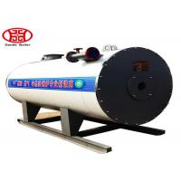 China Industrial Horizontal Hot Oil Boiler Gas Oil Fired Thermal Fluid Type on sale