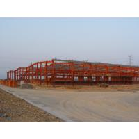 Quality Industrial Structural Steelwork Contracting , Prefabricated Steel Framing Systems for sale