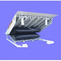 China AC 220V-240V 5 Years Free Warranty Durable Air Bag Dock Leveler For Outside on sale