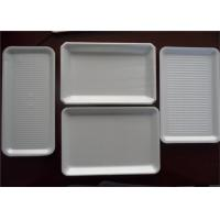 China Disposable PS Foam Tray , Small Decorative Plastic Trays For Food Packaging on sale