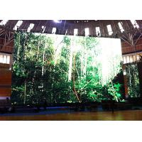 Best P6 High Resolution Foldable LED Screens Indoor With Synchronous / Asynchronous Control System wholesale