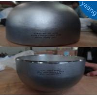 China ANSI/ASME B16.9 Stainless Steel 3 Inch Pipe Cap on sale