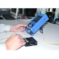 China Multi Language Palm Checking Fiber Optic Test Equipment , Optical Cable Tester DYS3028 on sale