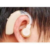 Quality High Power Over The Counter Hearing Devices 600hrs Battery Life Volume Adjustable for sale