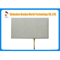 Quality TFT LCD 7 Inch Resistive Touch Screen Panel With 4 Wires / Film + Glass Sturcture for sale