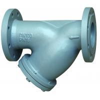 Quality Class125 DN15 CI Cast Iron Y Strainer With Non Asbestos Gasket for sale