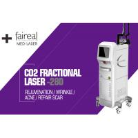 Quality Skin Tightening Scar Removal IPL RF CO2 Fractional Laser Machine , Safe No Side Effects for sale