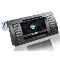 China Sharing Digital BMW E39 E53 X5 M5 DVD NAVIGATION with ANDROID Support IPOD CLASSIC on sale