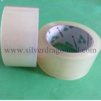 Quality Cristal clear BOPP packing tape size 48mm x 50m for sale