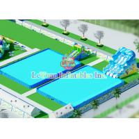 Quality Stainless Steel Custom Swimming Pools Tough Fireproof For Hot Summer for sale