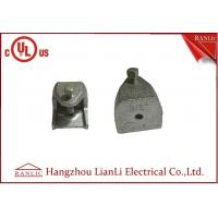 """Quality 3/8"""" 1/2"""" Malleable Iron Beam Clamp WIth Square Head Screw / NPT Thread Rod Threads for sale"""