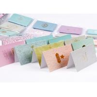 China Thanksgiving Recycled Paper Greeting Cards Personalised Colorful Printing Post on sale