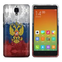 XiaoMi Mi4 silicone material durable cool cell phone cases with photo designs