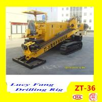Quality China Hot Multi-functional ZT-36 Water Pipe Laying Horizontal Directional Drilling Machine for sale