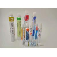 Quality Colorful Packaging Aluminum Collapsible Tubes for Hand Cream / BB Cream / Toothpaste for sale