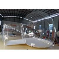 Buy cheap Indoor / Outdoor Inflatable Event Tent Romantic For Exhibition from wholesalers