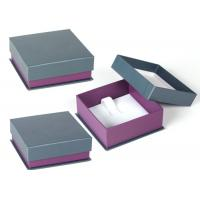 Buy Women Jewellery Presentation Boxes , High End Custom Jewelry Gift Boxes at wholesale prices