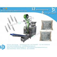 China Counting packing machine for screw, nails, nuts, bolts, fastener, washes, one kind or mix kinds on sale