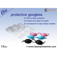 China Custom Ipl Laser Protective Eyewear , Laser Safety Goggles on sale