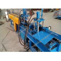 Quality Steel Slot / Highway Guardrail Roll Forming Machine High Performance for sale