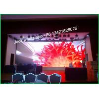 China SMD3528 Indoor Front Maintenance Led Display Billboard Advertising High Refresh Rate P6 on sale