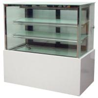 China 3°C - 6°C / Chiller Customize Cake Display Freezer Color For Supermarket on sale