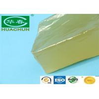Quality Packing box covering Hot Melt Pressure Sensitive Adhesive yellow for sale