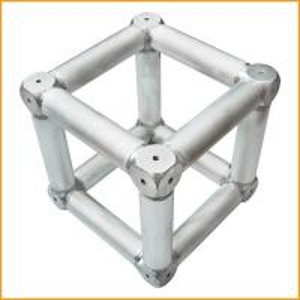 Quality Spigot Aluminum Alloy Stage Truss Coupler With Six Corner Coupler for sale