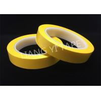 China No Peel Residue Polyester Masking Tape , Acrylic Die Cut Adhesive Tape on sale