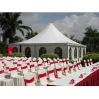 Quality Hot sell newest design chinese pagoda tent for party wedding outdoor activity for sale