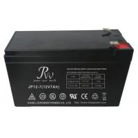Buy cheap Valve Regulated Sealed Lead Acid Battery 12V 7Ah For Solar Power / Telecom System from wholesalers