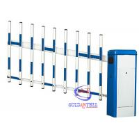 Best Communication Remote Control Parking Barrier Gate For Airport Car Parking RS485 wholesale