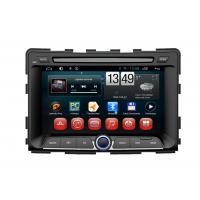 Quality Ssangyong Rodius Android Car GPS Navigation System DVD Player 1080P RDS Touch Panel for sale