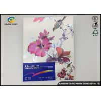 Quality Decorating Craft Happy Birthday Paper Greeting Card Offset Printing for sale