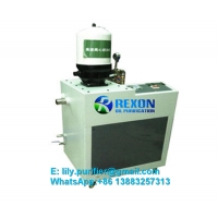 Quality Centrifugal Oil Purifier with High Speed Centrifugal 5000RPM Hydraulic Oil Purification for sale