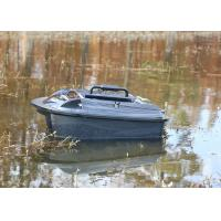 Quality DEVICT bait boat DEVC-310 black catamaran lithium battery remote control for sale