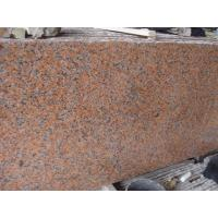 Quality G562 China Granite Polished Maple Red Granite Tile 60*60 and Granite Exterior Stair for sale