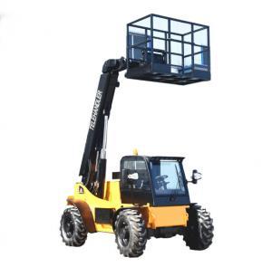 Quality Yanmar Engine CE EPA 3 Ton Telehandler Forklift Truck Handler for sale